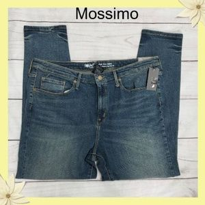 Mossimo High Rise Skinny Power Stretch Jean 18R